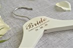Personalised Wooden Hangers