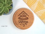 Home Sweet Home Large Coaster