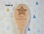 Mini Star Baker - Children`s Wooden Spoon 20cm