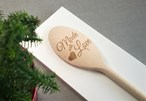 Made with Love Design - Personalised Wooden Spoon