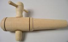 Wooden Tap, Water Butt 10 inch (254mm)
