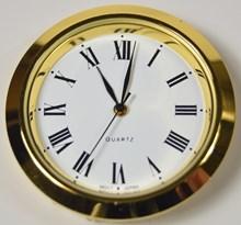 Woodturning Quartz Clocks