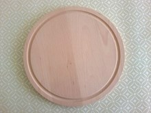 Plain Wooden Bread/Cheese Board