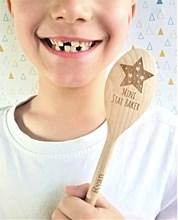 Mini Star Baker - Children`s Wooden Spoon 20cm