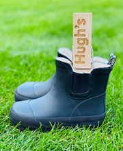 Personalised Pegs for Children's Wellies