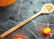 Spooky Spoons - Personalised Halloween Design