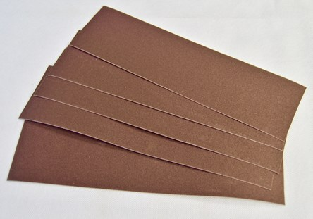 Drum sander replacement sand paper 5 pack 180 grit