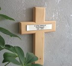 Personalised Wooden Cross