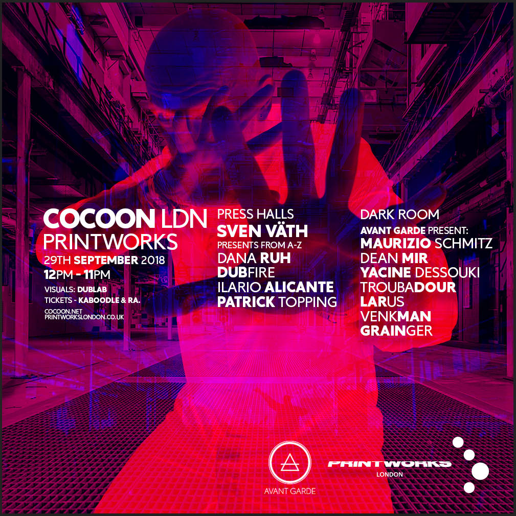 Cocoon Lineup