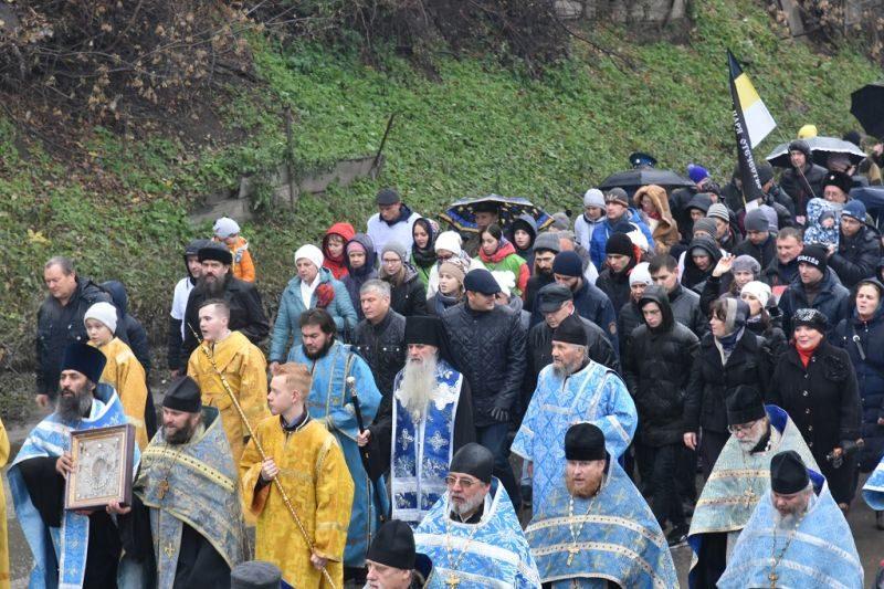4 ноября состоится ежегодный Крестный ход в честь Казанской иконы Божьей Матери