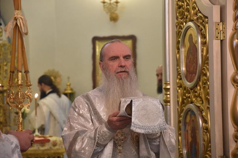 Праздник Собора Пресвятой Богородицы отметили в Каменской епархии (видео)