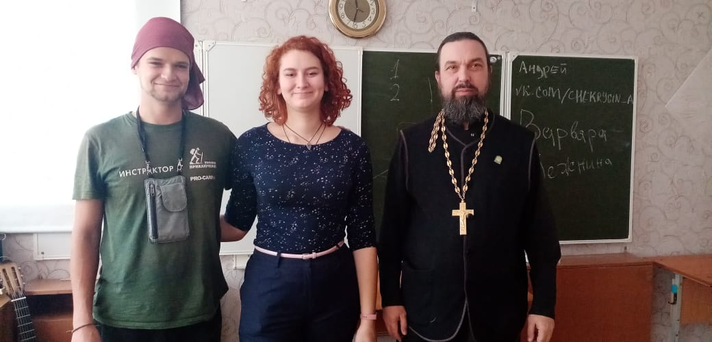 Молодежные встречи в с. Черноусово