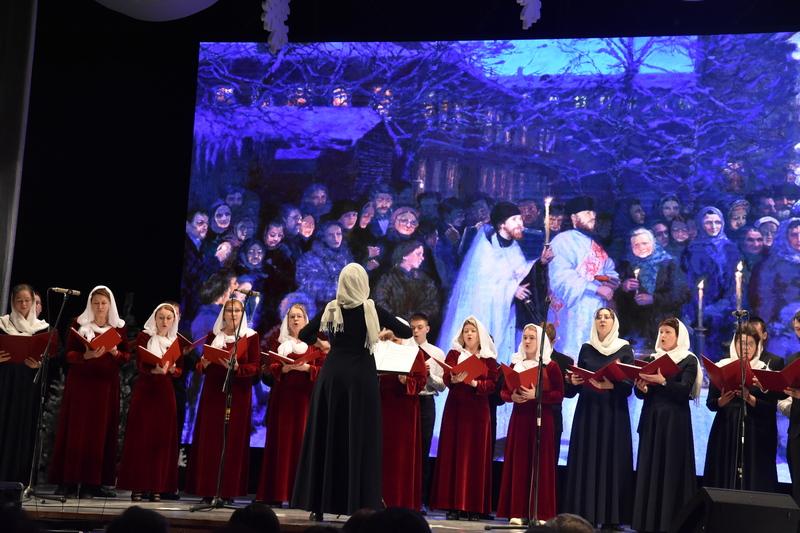 Приглашаем к участию в фестивале сольных исполнителей и коллективы приходов Каменской епархии!