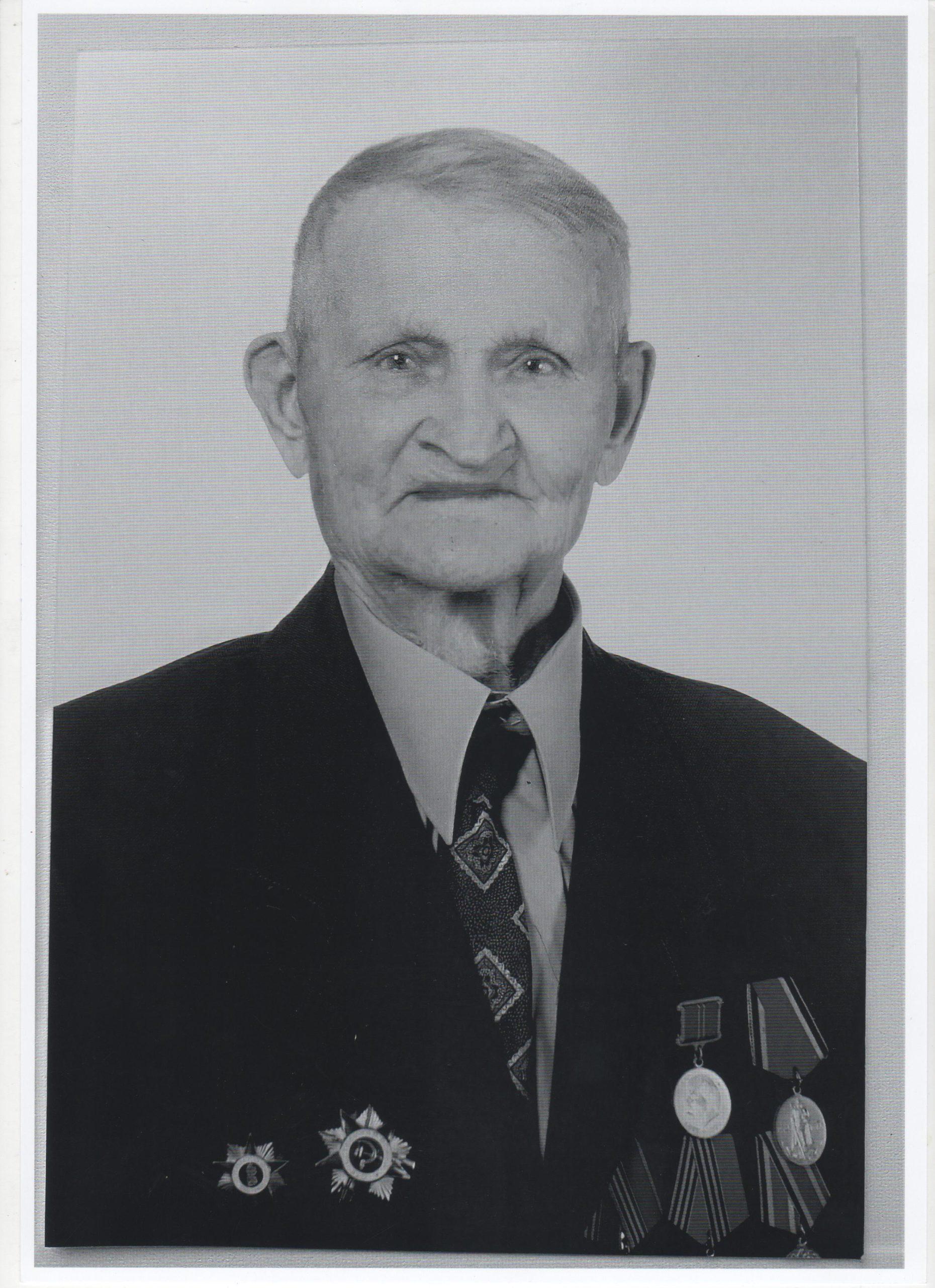 Воробьёв Сергей Иванович