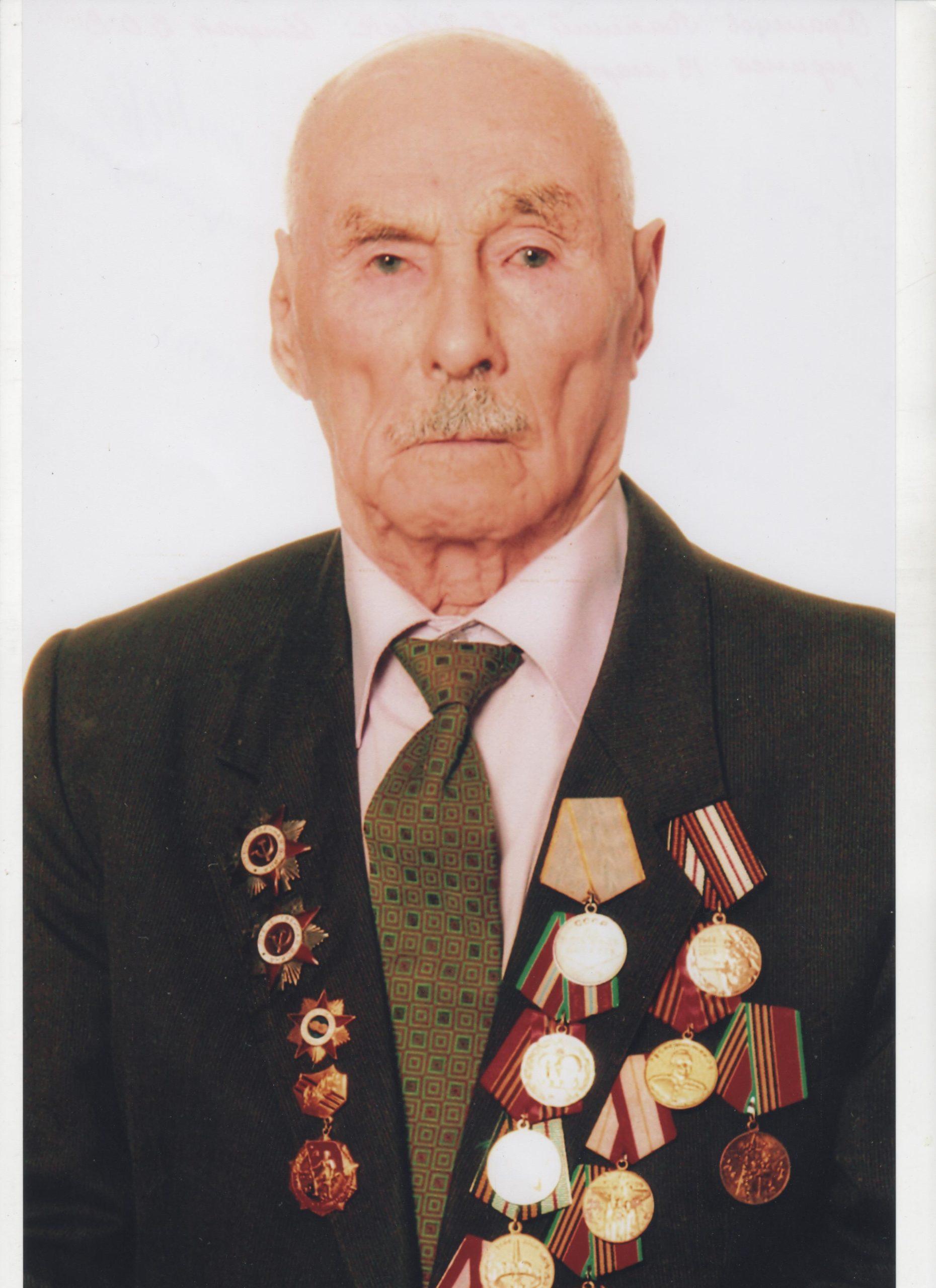 Храмцов Василий Евтиевич