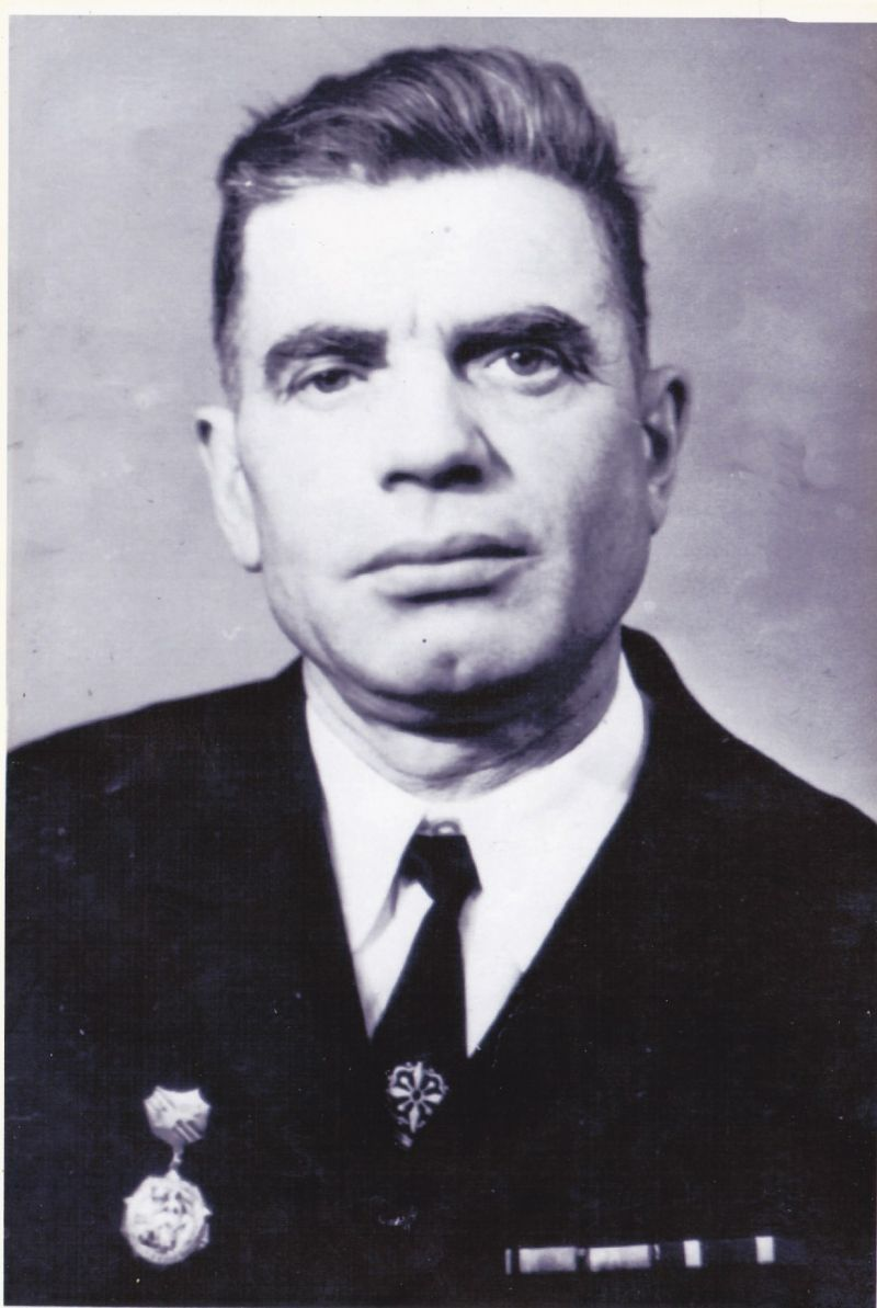 Замятин Леонид Александрович