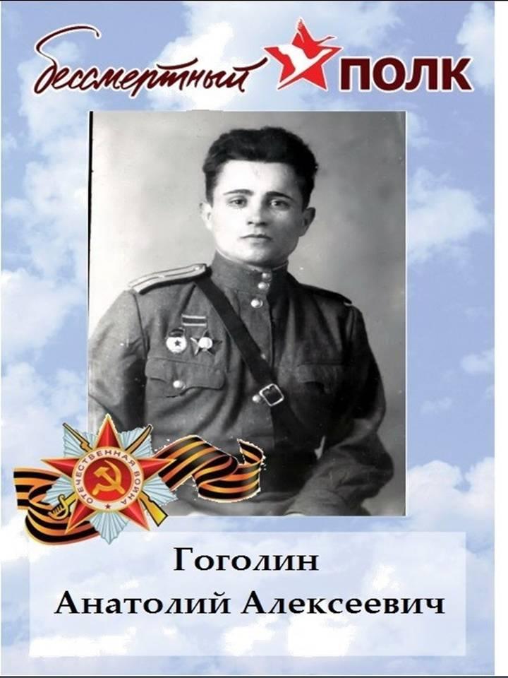 Гоголин Анатолий Алексеевич