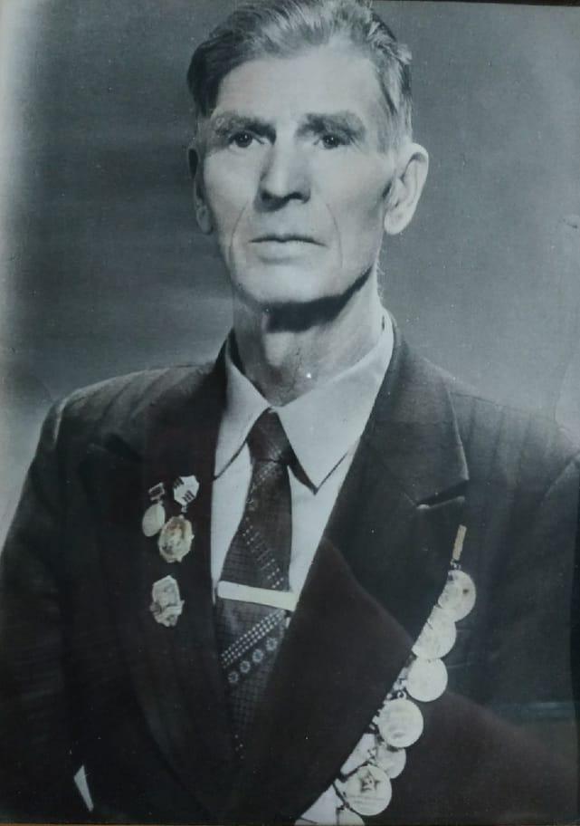 Накаряков Павел Власович