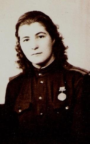 Федосеева София Николаевна