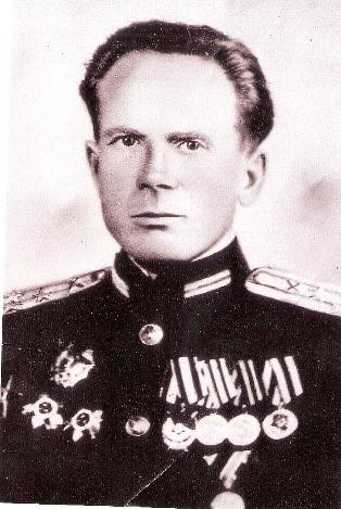 Парамонов Александр Фролович