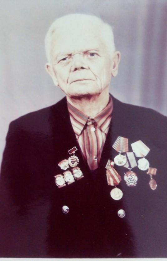 Троицкий Александр Александрович