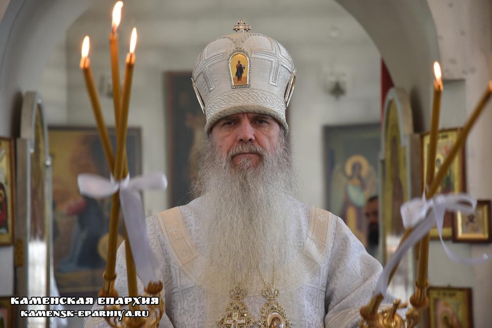 В Преображенском монастыре состоялась Божественная Литургия