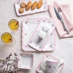 Emsan Polka 32 Parça Kahvaltı Takımı