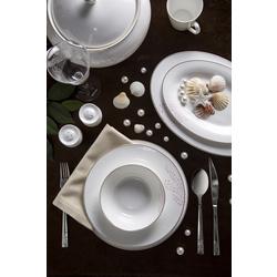 Emsan Fine Pearl Sakura 83 Parça 12 Kişilik Yemek Takımı