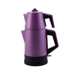 Emsan Bella Gusto Elektrikli Çaycı Violet
