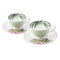 Emsan Tropic 6 Kişilik Kahve Fincan Seti