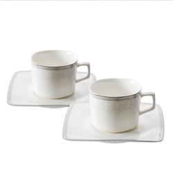 Emsan Bef 615 6 Kişilik Kahve Fincan Takımı