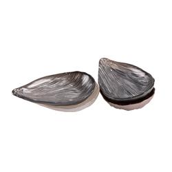 Emsan Shell 4lü Çerezlik(Beyaz-Füme-Pembe-Lila)
