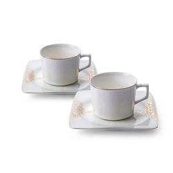 Emsan Topkapı Gold 6 Kişilik Kahve Fincan Takımı