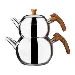 Emsan Burcu Küre Çaydanlık Woody