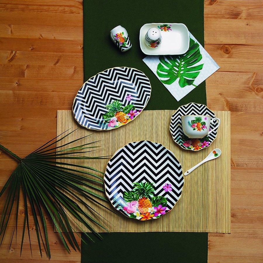 Emsan Pineapple 32 Parça 6 Kişilik Kahvaltı Takımı
