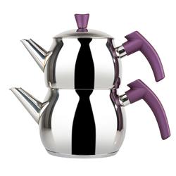 Emsan Belinda Çaydanlık Mor