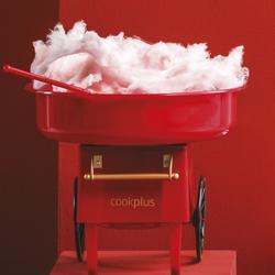 Kırmızı Pamuk Şeker Makinesi