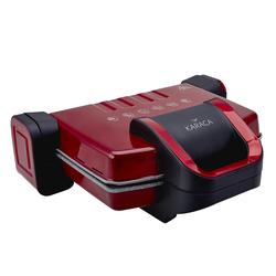 Future Granit Kırmızı Tost Makinesi 1800W
