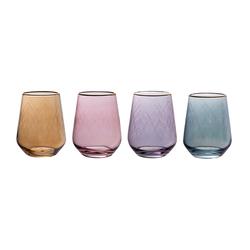 Sunset 4lü Su Bardağı