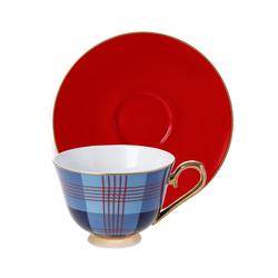 Unicef Rahmi Koç 2 Kişilik Kahve Fincan Takımı Np17