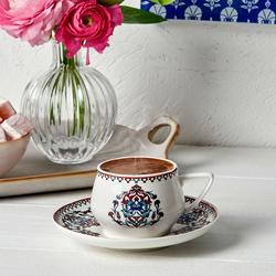 Nakkaş 6'lı Kahve Fincanı Seti