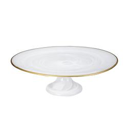 Emsan Hayal Kek Standı Beyaz 32 cm