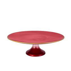 Emsan Hayal Kek Standı Kırmızı 32 cm