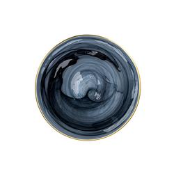 Emsan Hayal Servis Tabak 21 cm Siyah