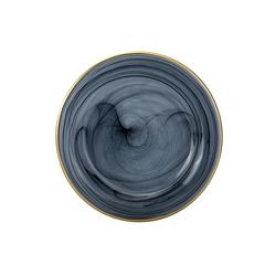 Emsan Hayal Tatlı Tabak 15 cm Siyah