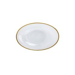 Emsan Hayal Oval Tabak 18 cm Beyaz