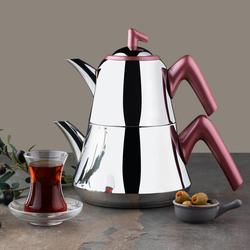 Emsan Harika Çaydanlık Takımı Kırmızı