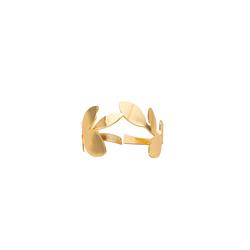 Emsan Yaprak 6lı Peçete Yüzüğü