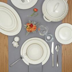 Emsan Hira 60 Parça 12 Kişilik Yemek Takımı