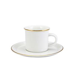 Emsan Kısmet 6lı Beyaz Kahve Fincan Takımı
